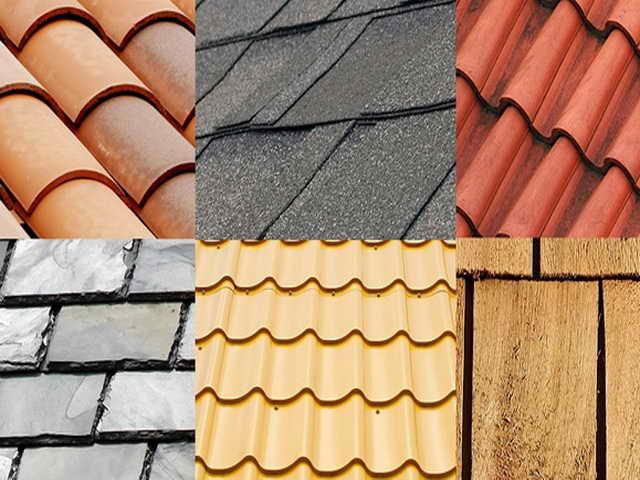 Чем покрыть крышу деревянного дома