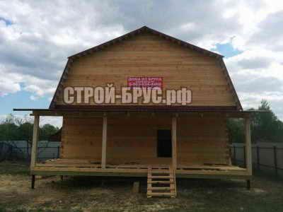Строительство дома 9х9