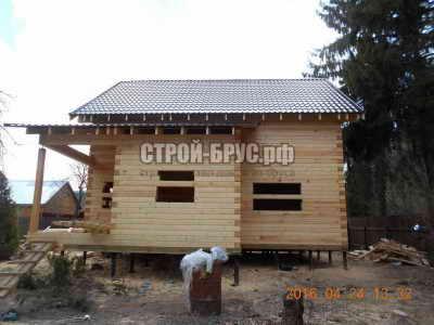 Строительство коттеджа в Истринском районе