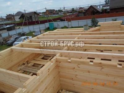 Строительство дома в Балашихинском районе