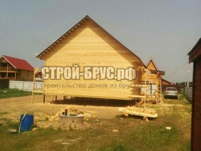 Строительство дома из бруса в Киржачском районе