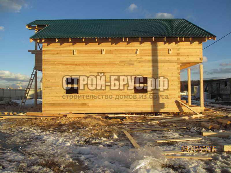Строительство дома в Ленинском районе