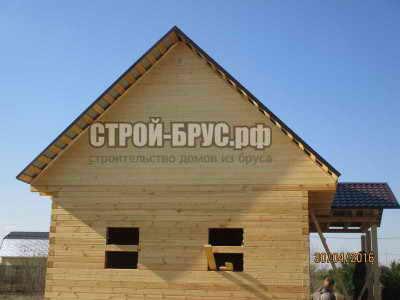Строительство дома в Щелковском районе