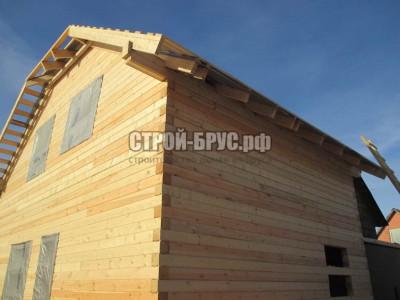 Дом из бруса в Можайске