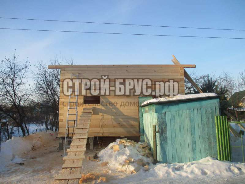 Строительство деревянных домов под ключ в Нижнем Новгороде